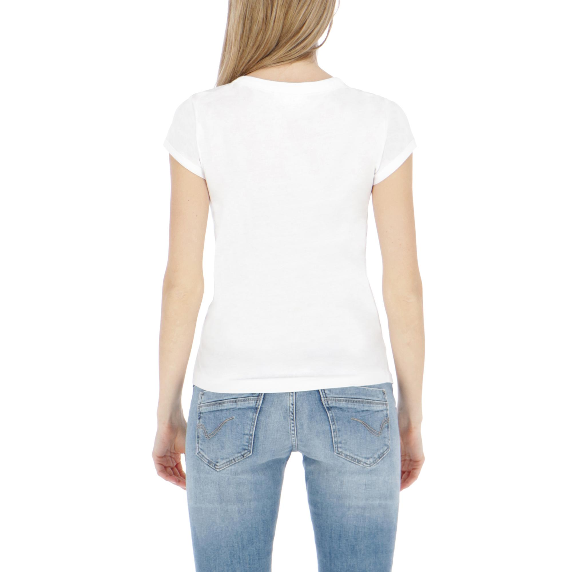 Ellesse T-shirt Logo WHITE