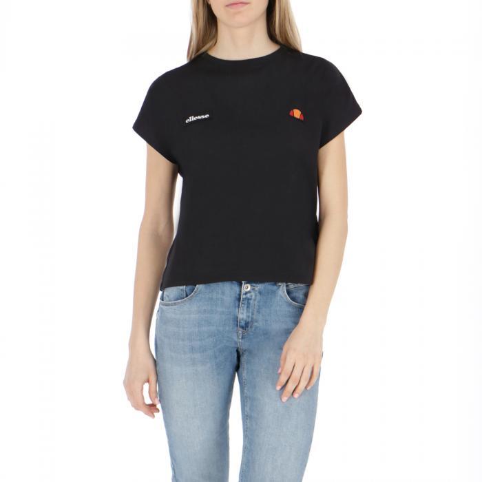 ellesse t-shirt e canotte black