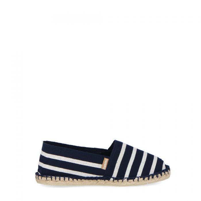 espadrij sandali e ciabatte marine ecru