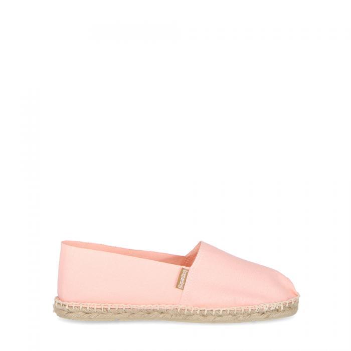 espadrij sandali e ciabatte rosè