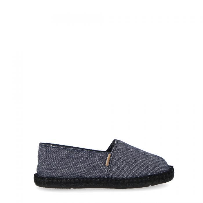 espadrij sandali e ciabatte denim