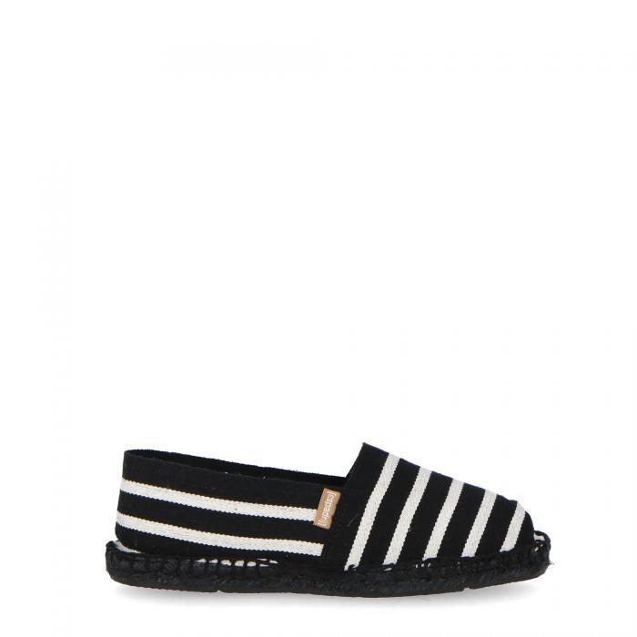 espadrij sandali e ciabatte noir ecru