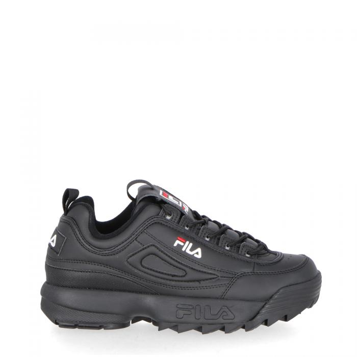 fila scarpe lifestyle black/black