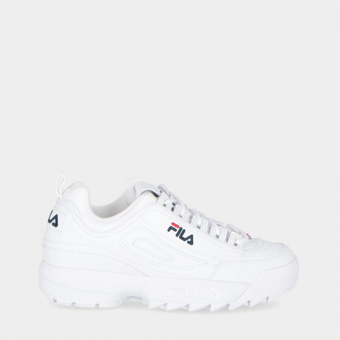 fila scarpe lifestyle white