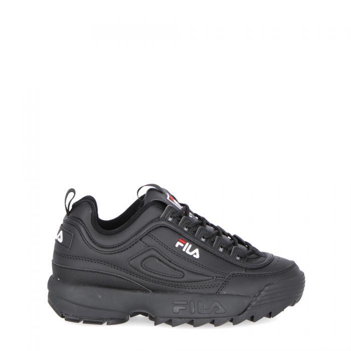 fila scarpe lifestyle black black