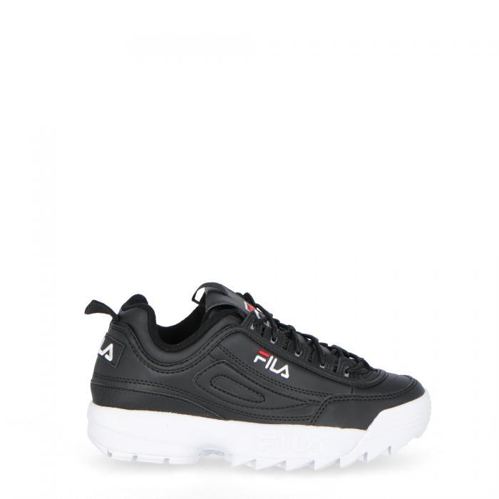 fila scarpe lifestyle black
