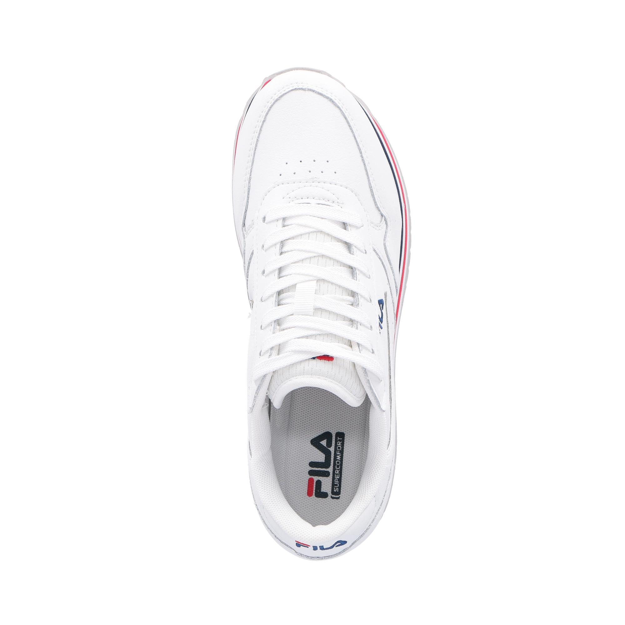 Fila Orbit Zeppa Stripe White stripe