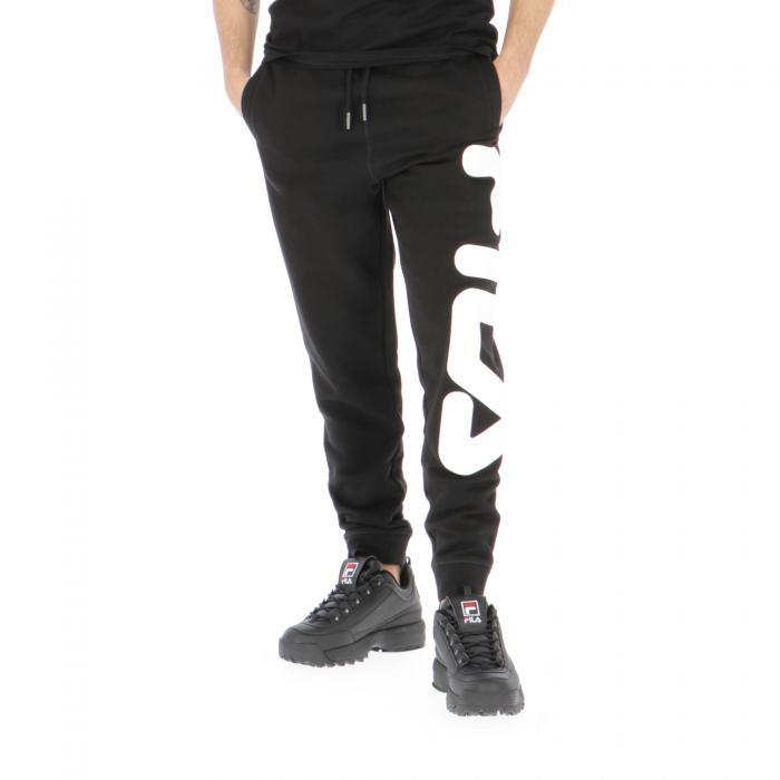 fila pantaloni black