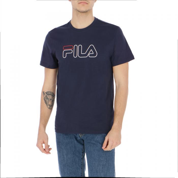 fila t-shirt e canotte black iris