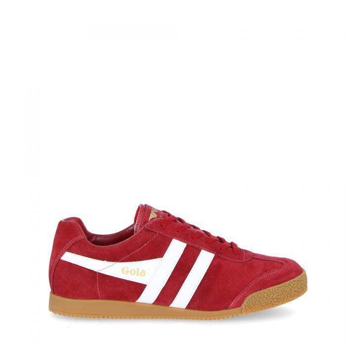 gola scarpe lifestyle deep red/white