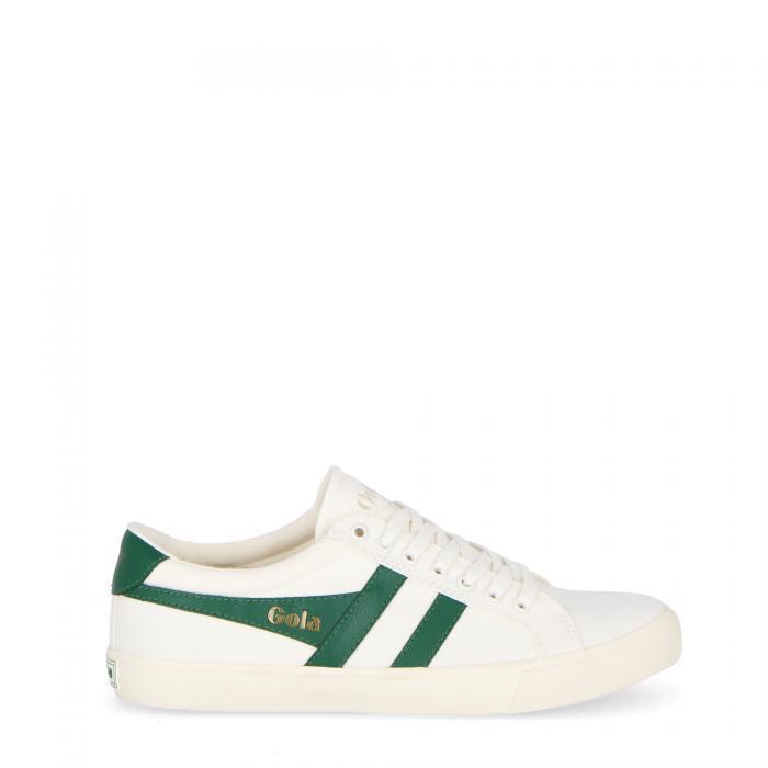 gola scarpe lifestyle off white/green