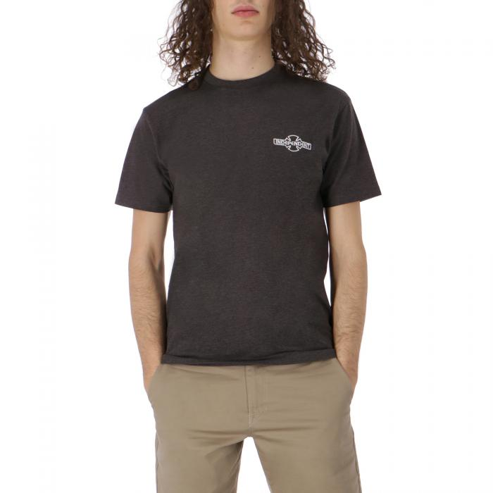 independent t-shirt e canotte charcoal heather