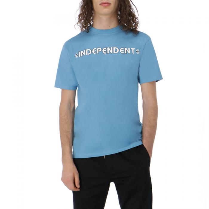 independent t-shirt e canotte carolina blue