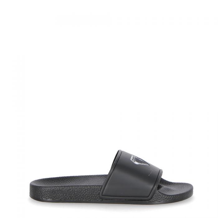 iuter sandali e ciabatte black