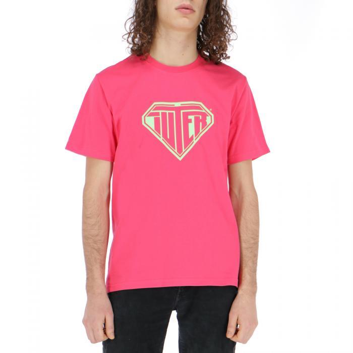 iuter t-shirt e canotte fuchsia