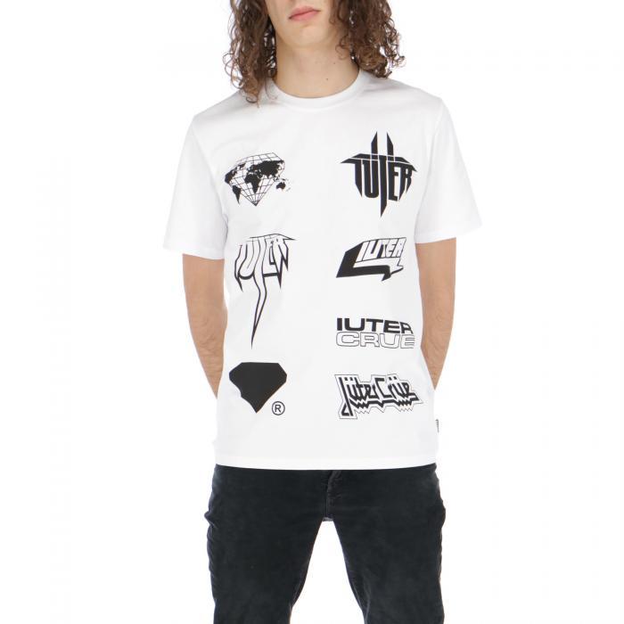 iuter t-shirt e canotte white