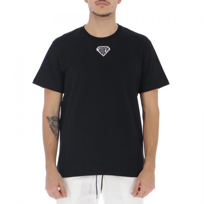 iuter t-shirt e canotte black