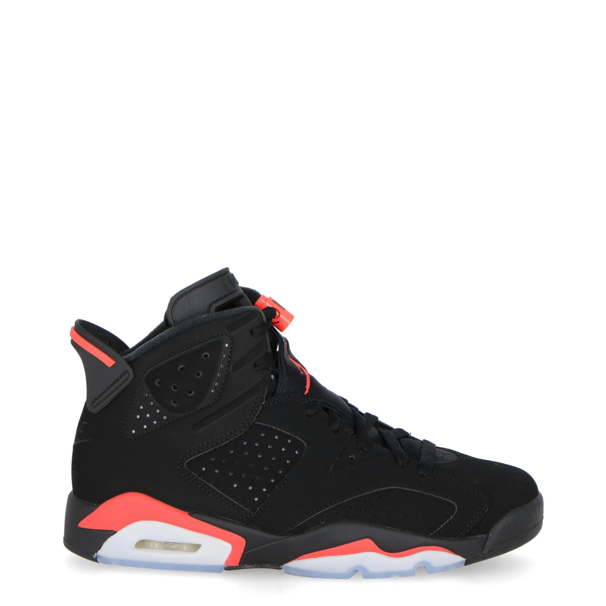 Jordan Infrared Black 6 Treesse Retro Nike Air X1wUq5xxB