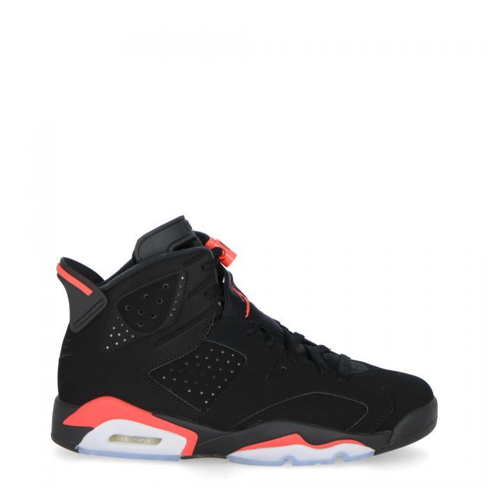 jordan scarpe basket black infrared