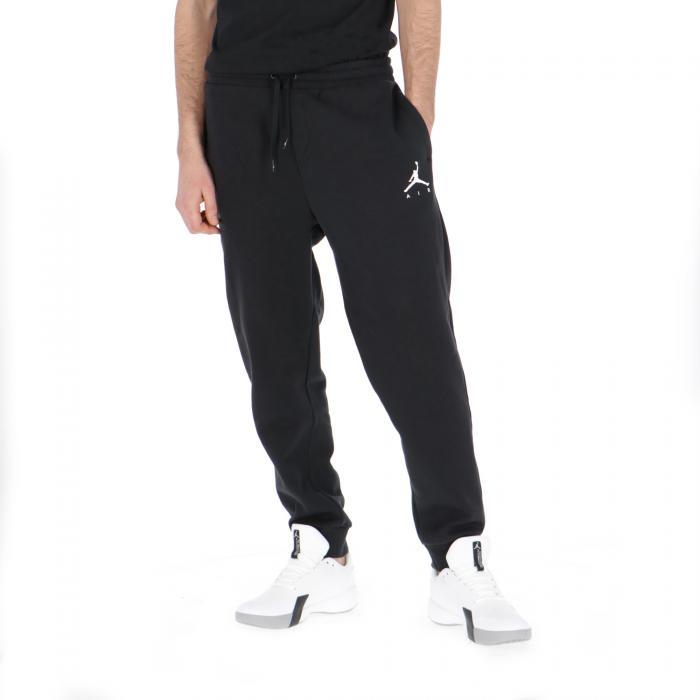 jordan pantaloni black/white