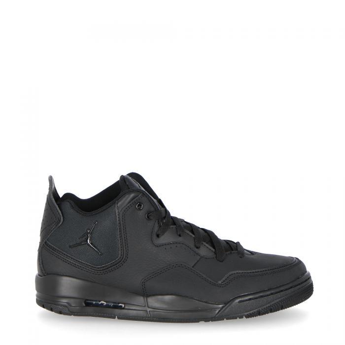 jordan scarpe basket black black