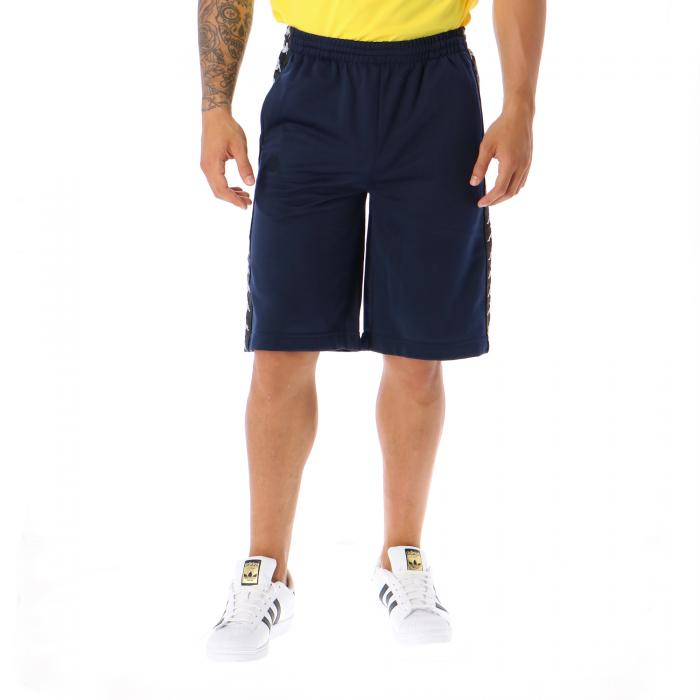 kappa shorts blue marine black