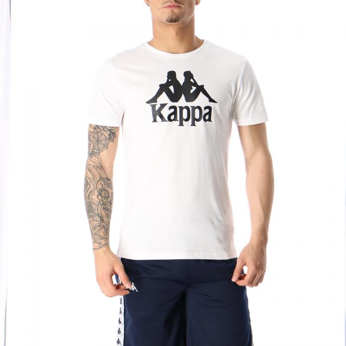 kappa t-shirt e canotte white