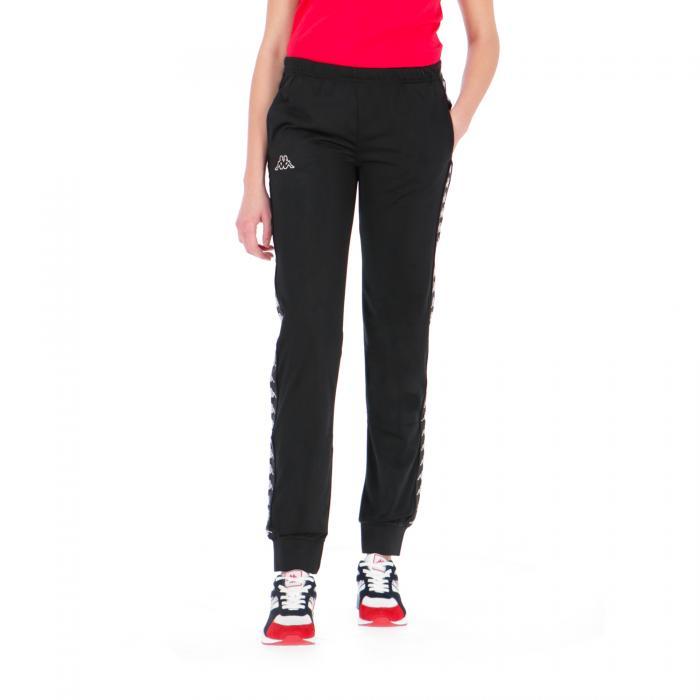 kappa pantaloni black