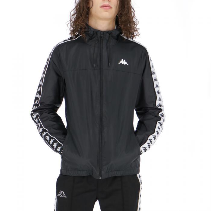 kappa giacche black-white