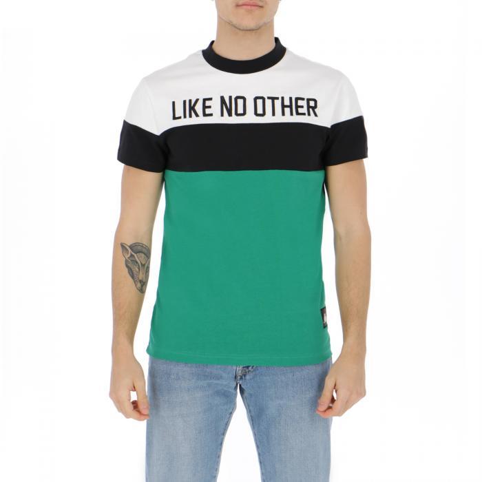 kappa t-shirt e canotte green white black