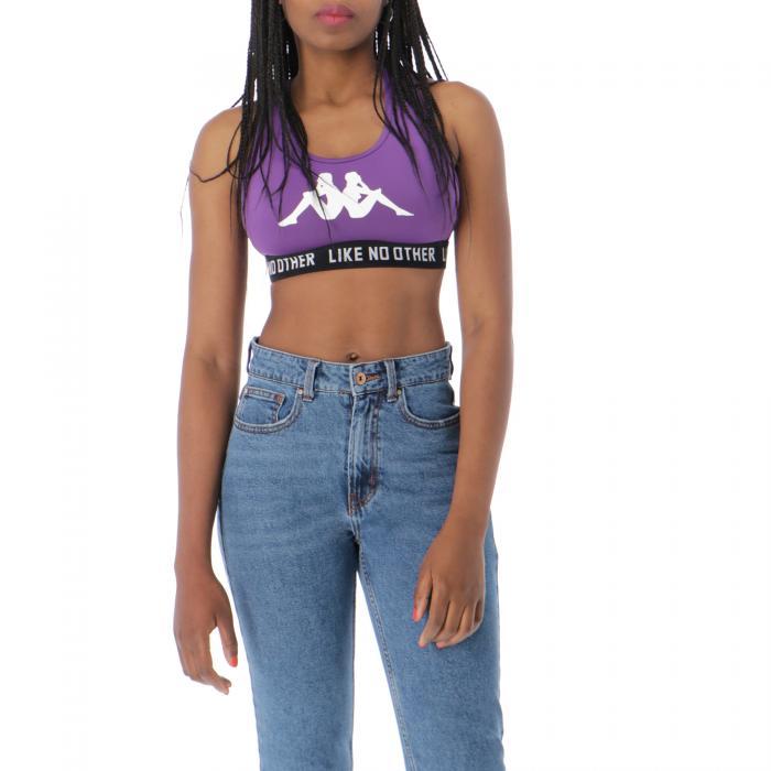 kappa underwear violet pansy