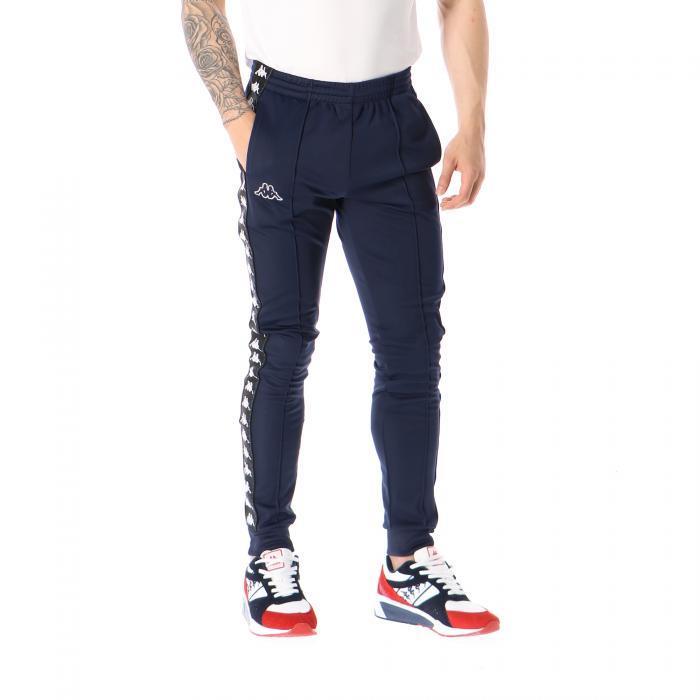 kappa pantaloni blunavy black easter