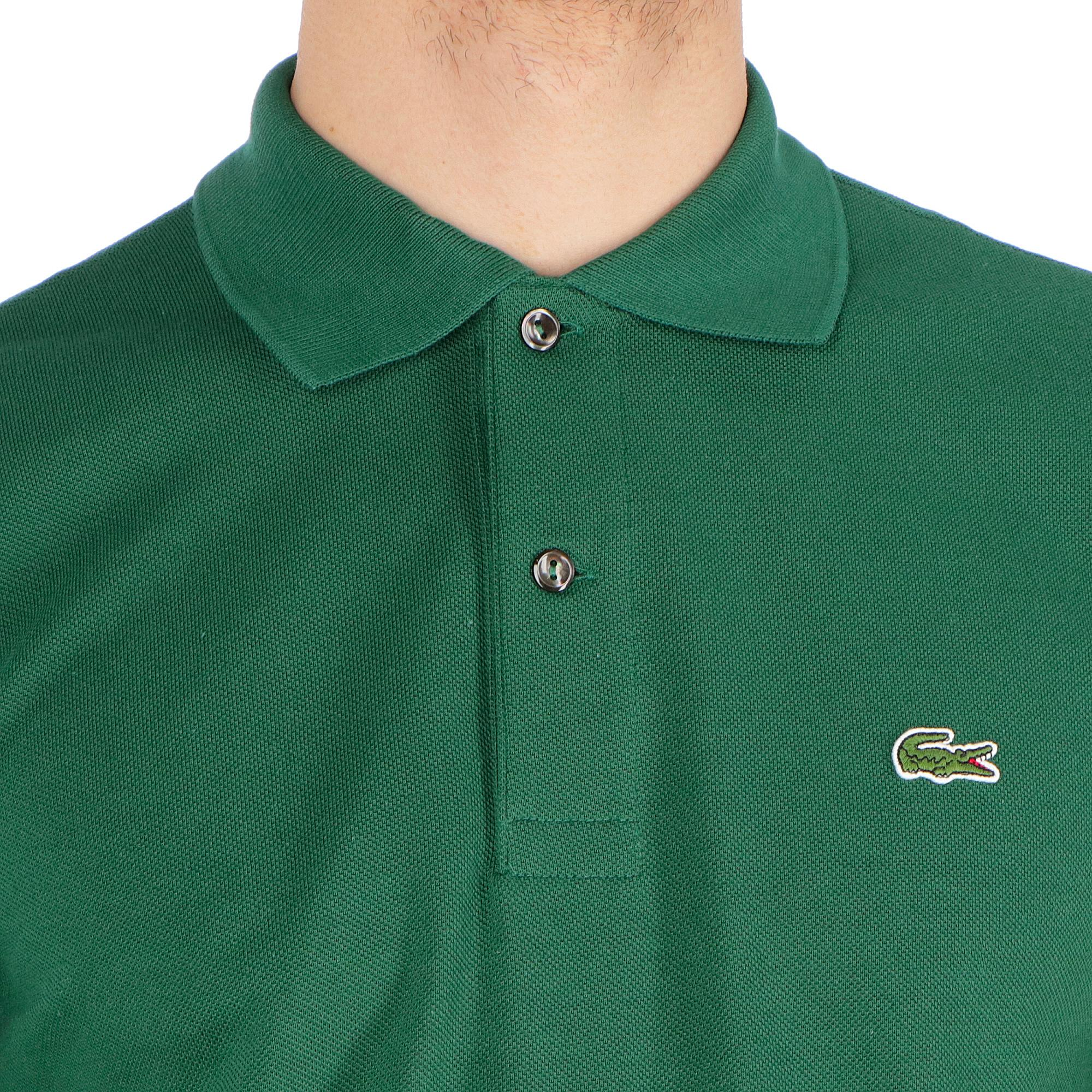 ee2947103eaf Lacoste Polo Green