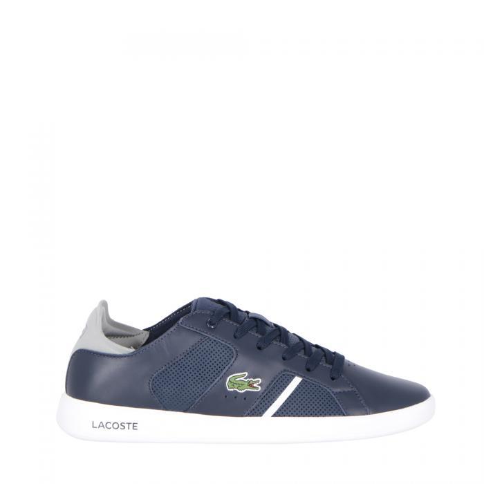 lacoste scarpe lifestyle navy grey