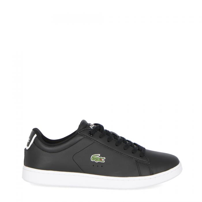 lacoste scarpe lifestyle black