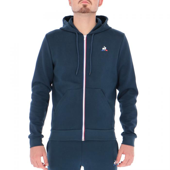 le coq sportif felpe dress blue