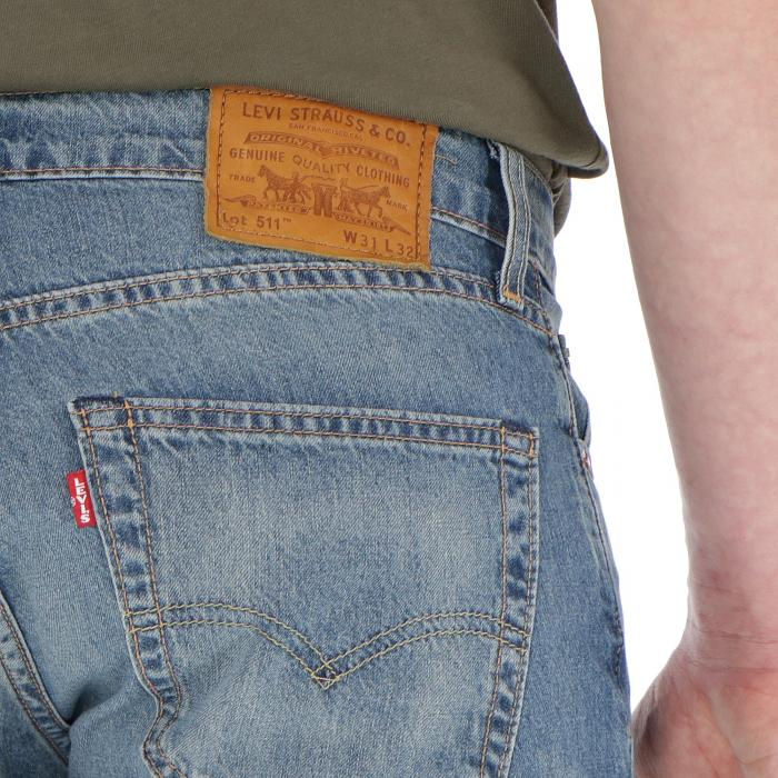 levi's pantaloni wobbegon warp cool