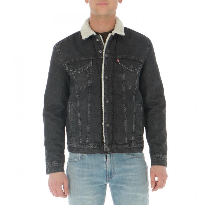 levi's jeans black