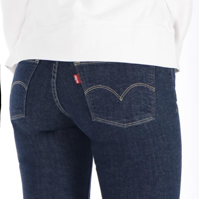 levi's pantaloni novel indigo t2