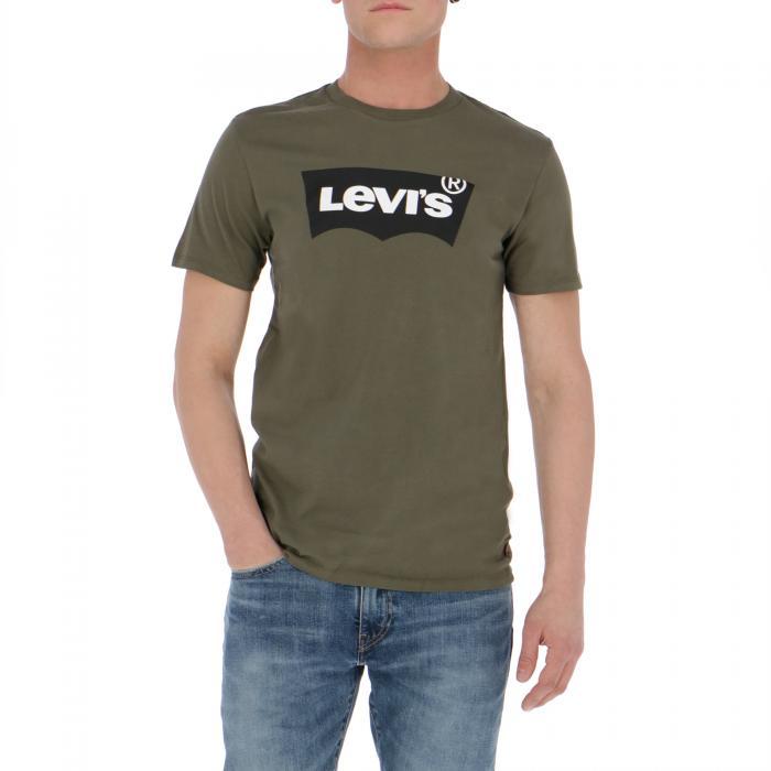 levi's maniche corte green