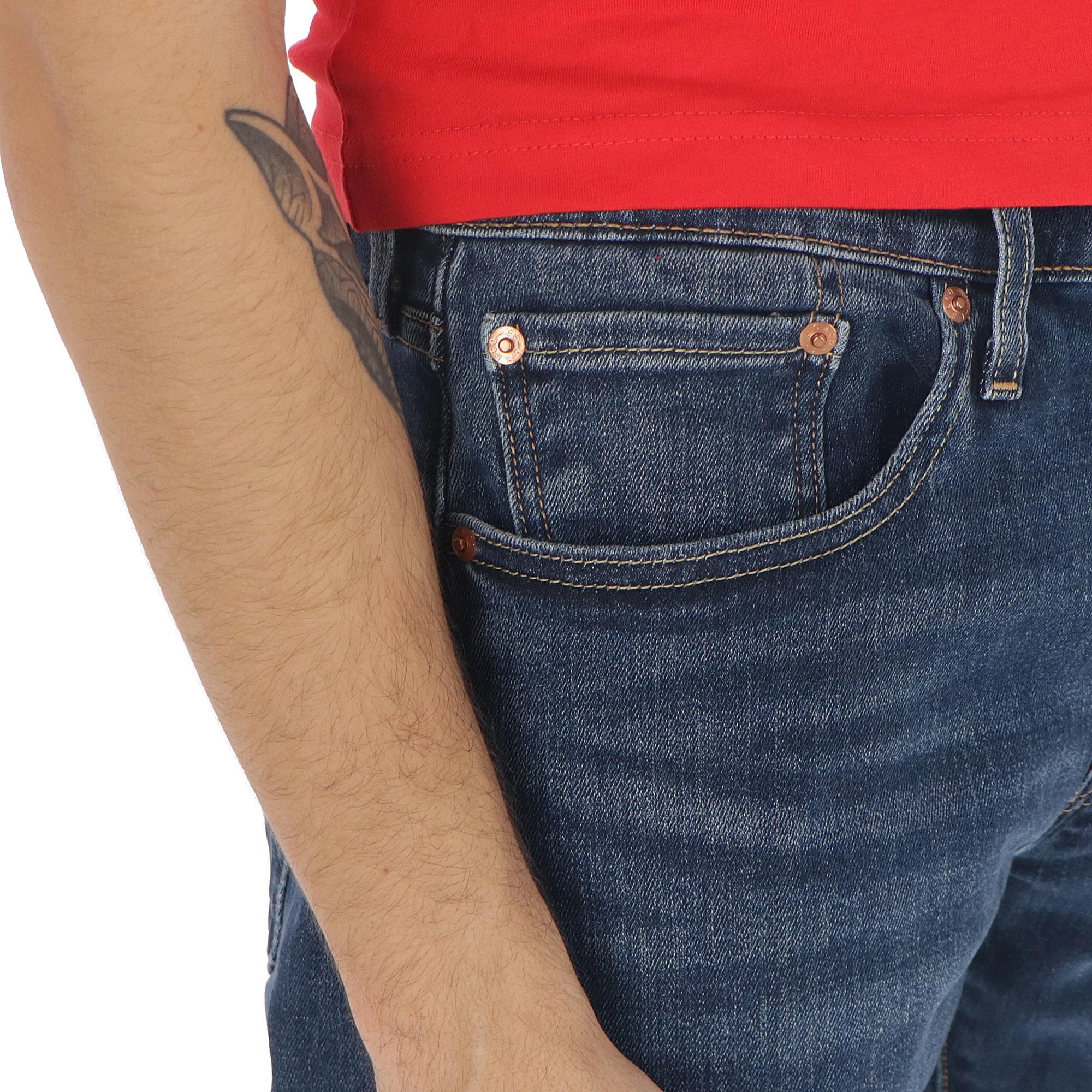 Levi's 502 Regular Taper Jeans MED INDIGO