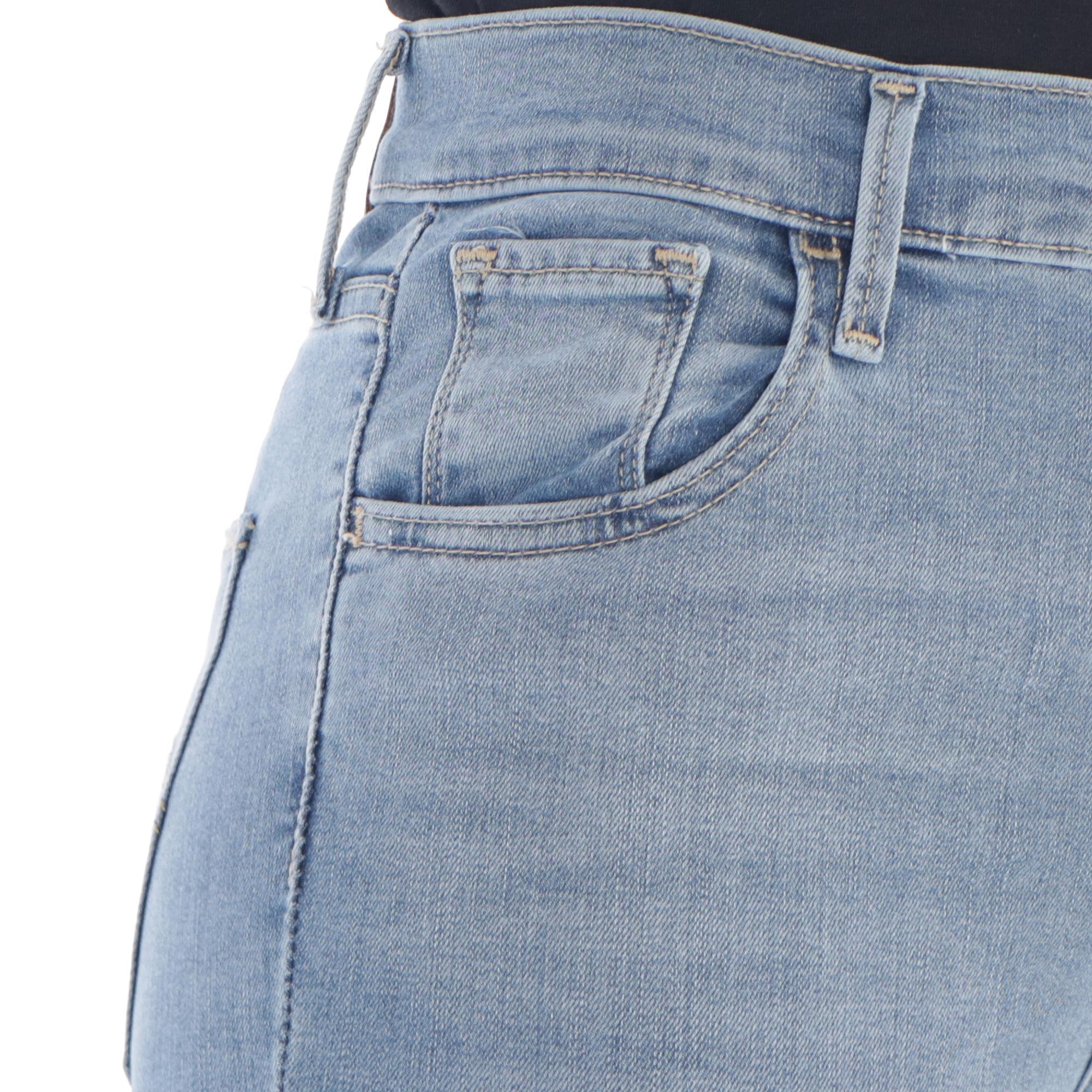Levi's 720 High Rise Super Skinny Jeans MED INDIGO