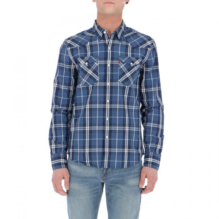 levi's camicie wildcat indigo 2
