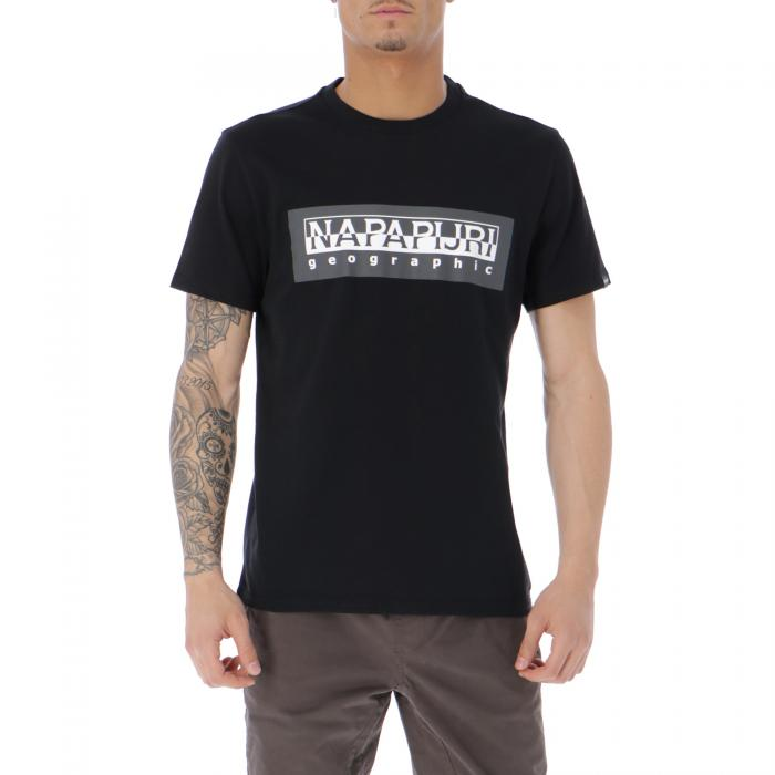 napapijri t-shirt e canotte black