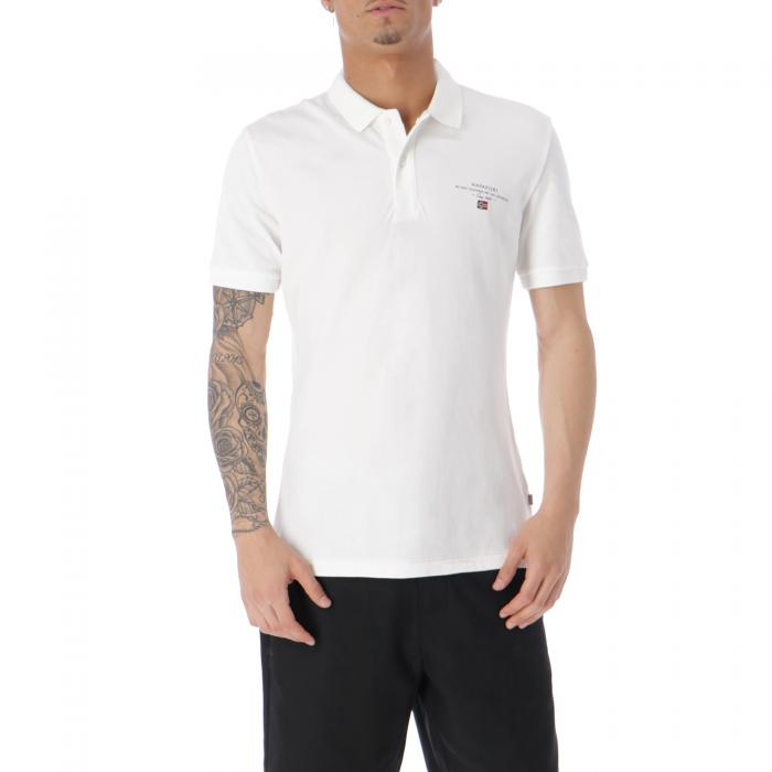 napapijri polo bright white