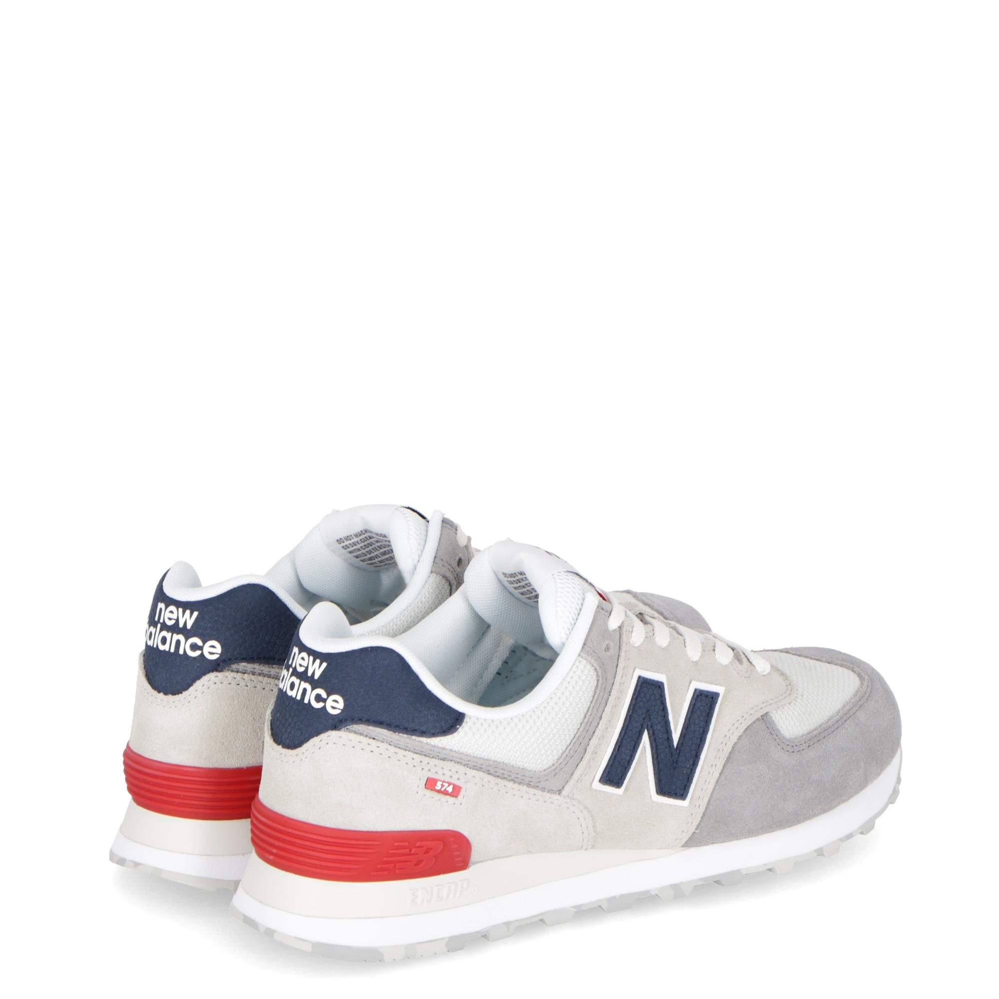 new balance 574 donna off white
