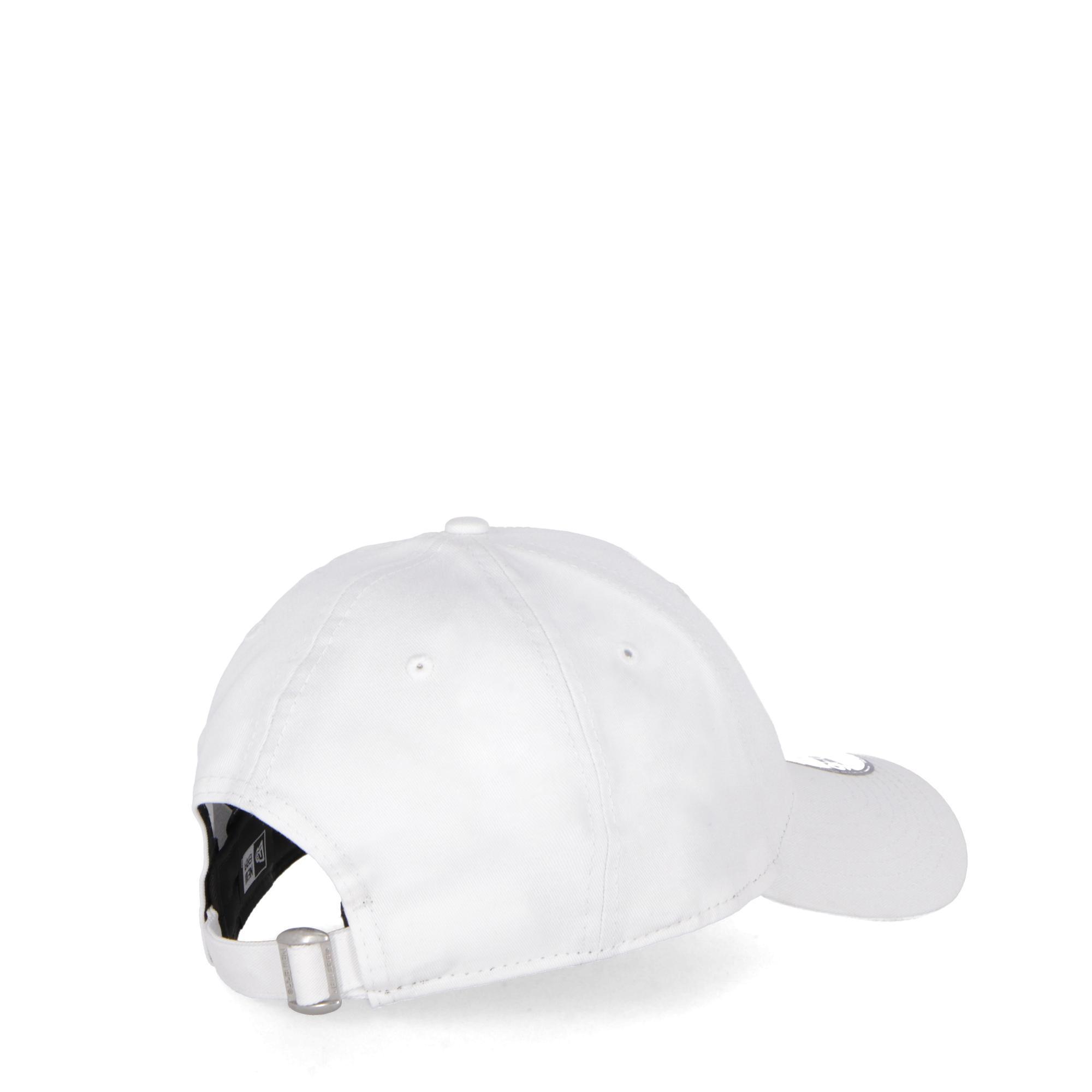 29673d9f6234b New Era Ny Yankees Essential 9forty Black Optic White