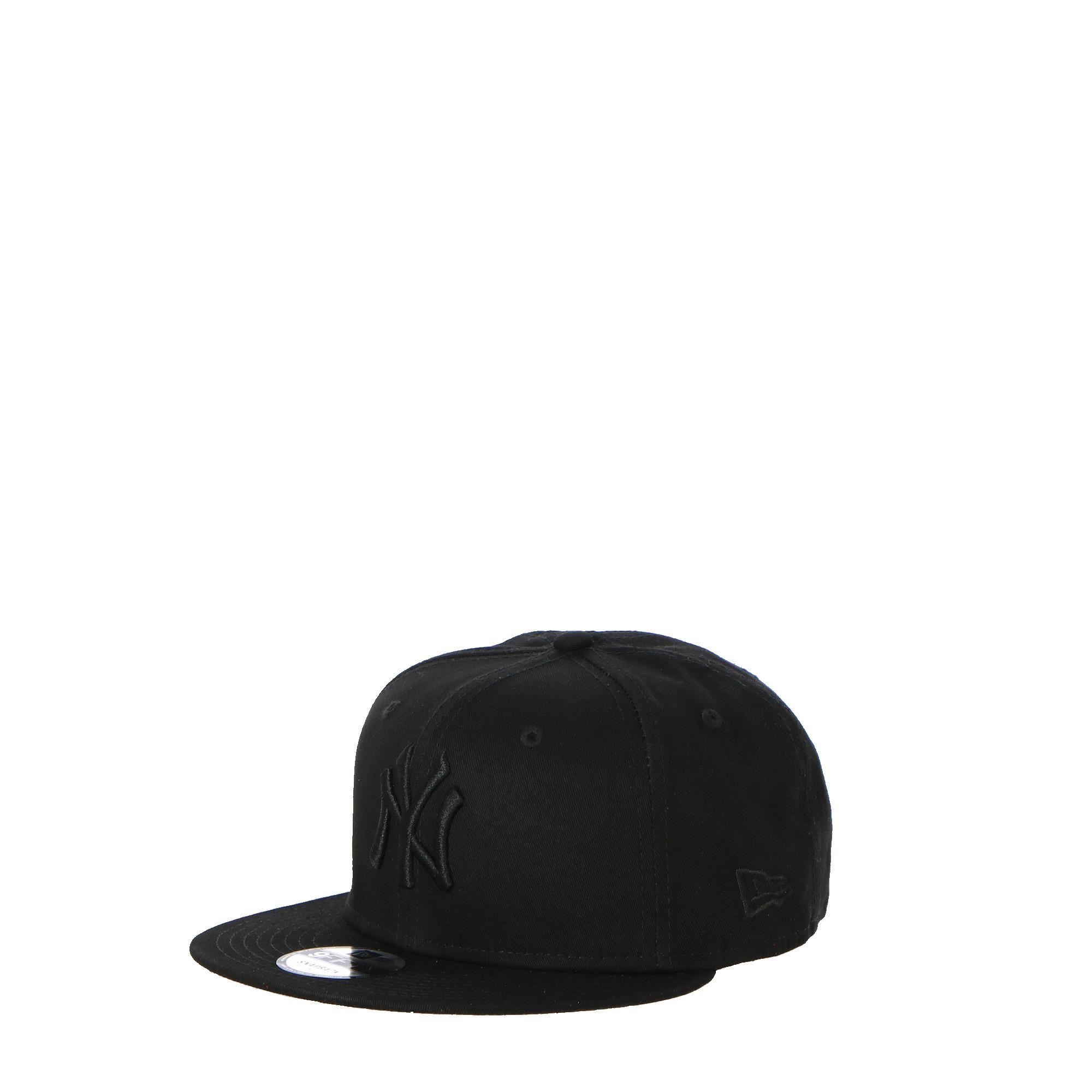 d1dddff1ba1e3 New Era Mlb 9fifty Black Black