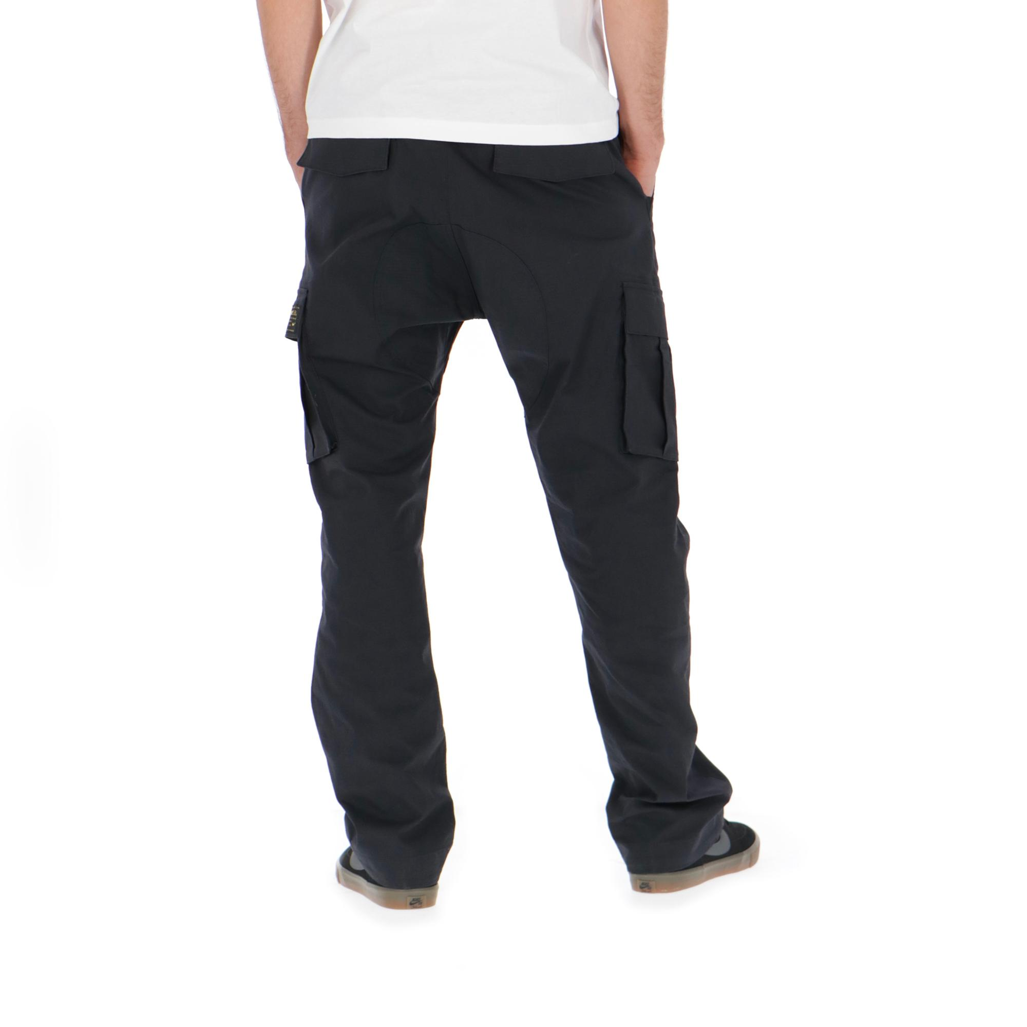 ab7afa5be76 Nike Sb Flex Pant Ftm Cargo Black | Treesse