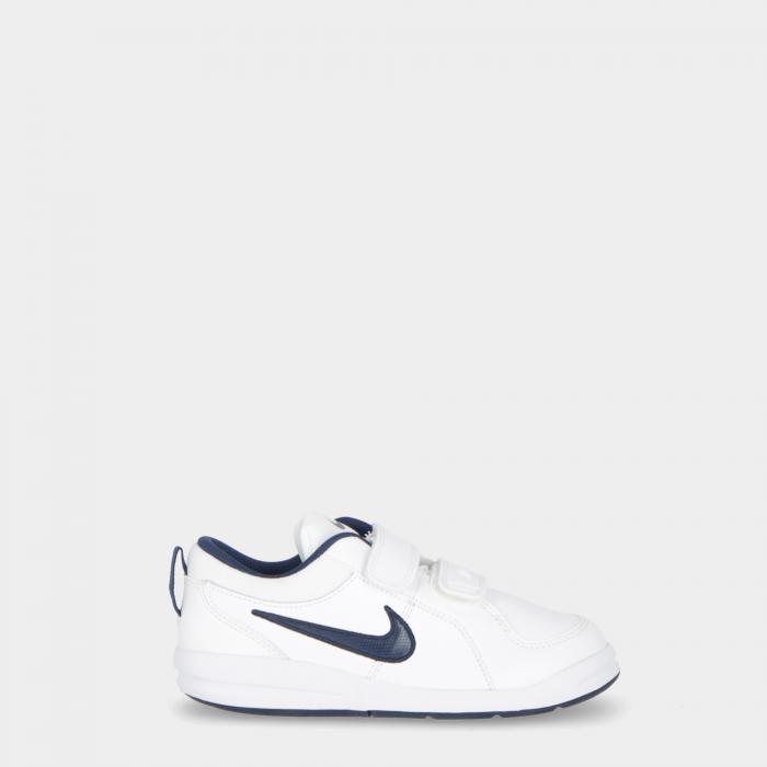 nike scarpe lifestyle white/navy
